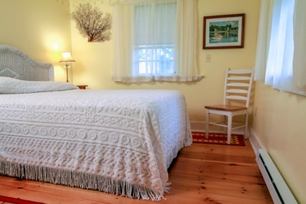 Dennis Port Cape Cod vacation rental - Bedroom with queen bed, linens included