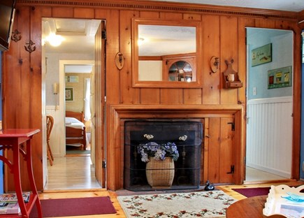 Dennis Port Cape Cod vacation rental - Wi-Fi in cottage.