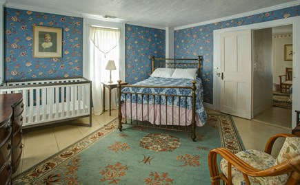 Dennis Cape Cod vacation rental - This room even has a full-sized crib-- no need to bring one!