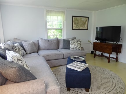 Dennis Cape Cod vacation rental - We should call this one the TV room-- for when the Sox are on!