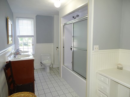 Dennis Cape Cod vacation rental - Recently remodeled upstairs full bath