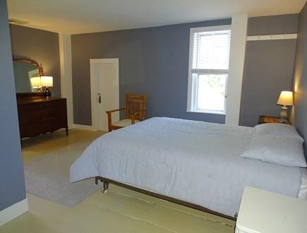 Dennis Cape Cod vacation rental - Freshly painted queen bedroom on the second floor