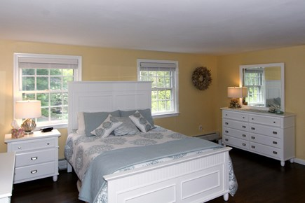Harwich Cape Cod vacation rental - Master bedroom, spacious with plenty of closet space