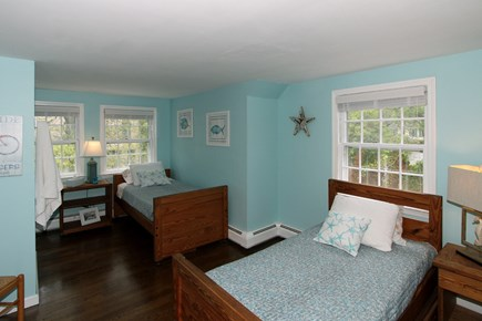 Harwich Cape Cod vacation rental - Twin bedroom upstairs, also has a trundle pull-out