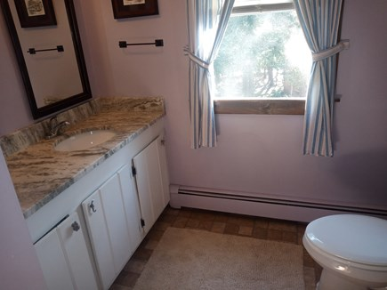 Eastham Cape Cod vacation rental - Upstairs Bath