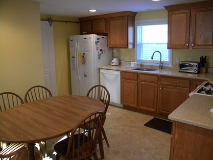 South Yarmouth Cape Cod vacation rental - Kitchen - Upgraded in 2015Dishwasher, Ref/FreezerBlender