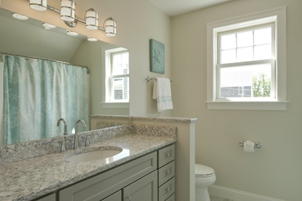 Dennis, Mayflower Beach Cape Cod vacation rental - Second floor bathrom