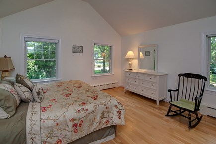 West Falmouth Cape Cod vacation rental - King size bed