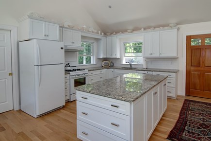 West Falmouth Cape Cod vacation rental - Kitchen view