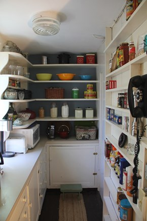 North Truro Cape Cod vacation rental - Help yourself to spices & staples in the pantry
