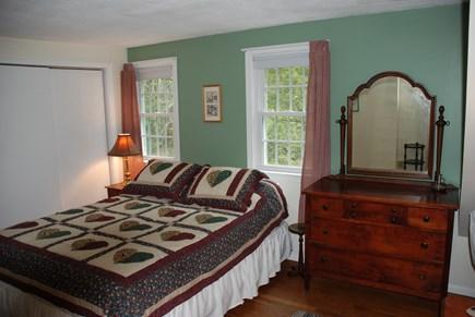 Dennis Village Cape Cod vacation rental - Second floor queen bedroom
