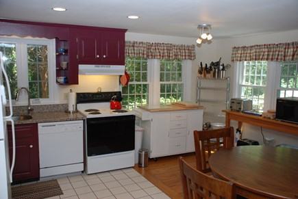 Dennis Village Cape Cod vacation rental - Fully equipped kitchen