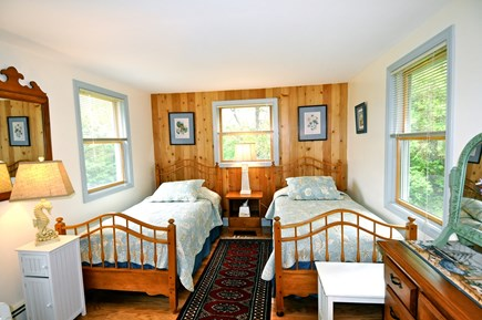 Orleans Cape Cod vacation rental - Twin 4th bedroom in charming cottage