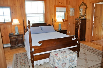 Orleans Cape Cod vacation rental - Elegant Master queen bedroom, attached bath