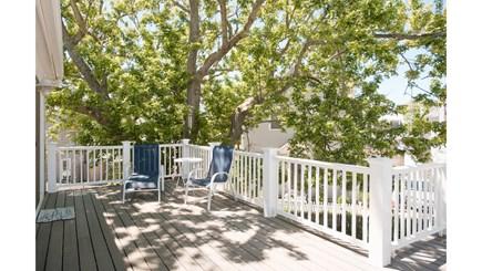 Dennis, Mayflower Beach Cape Cod vacation rental - Upper deck