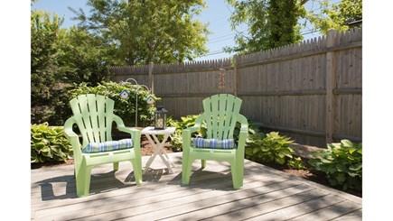 Dennis, Mayflower Beach Cape Cod vacation rental - Fenced in back yard