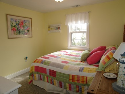 Dennis, Mayflower Beach Cape Cod vacation rental - Guest bedroom with queen bed and TV