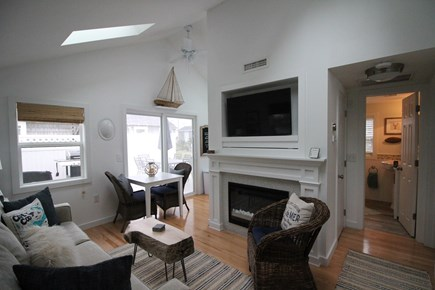 Dennisport Cape Cod vacation rental - Open concept cottage. lots of light and completely updated.