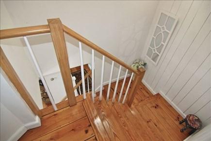 Maushop Village, New Seabury New Seabury vacation rental - Staircase