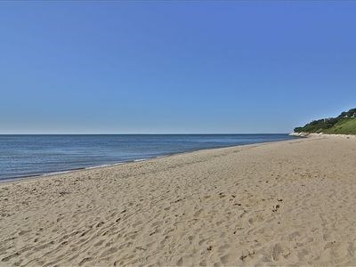 Maushop Village, New Seabury New Seabury vacation rental - Our private beach on Nantucket Sound