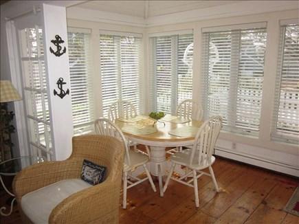 Maushop Village, New Seabury New Seabury vacation rental - Sun room