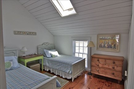 Maushop Village, New Seabury New Seabury vacation rental - Downstairs bedroom
