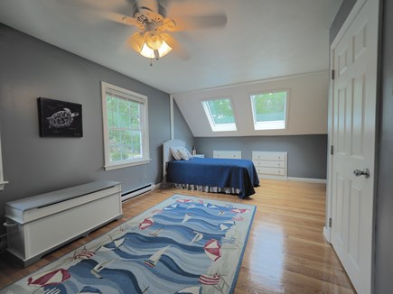 West Yarmouth Cape Cod vacation rental - Skylights and tons of space make this a great room