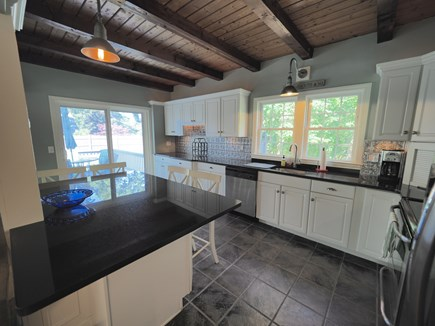 West Yarmouth Cape Cod vacation rental - Kitchen fully stocked with everything you need