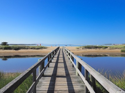 West Yarmouth Cape Cod vacation rental - Walk to Colonial Beach 5 minutes.