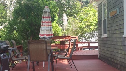 Chatham, Near downtown Cape Cod vacation rental - Plenty of outdoor living space