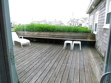 Falmouth Cape Cod vacation rental - A private deck to barbecue and sun!!