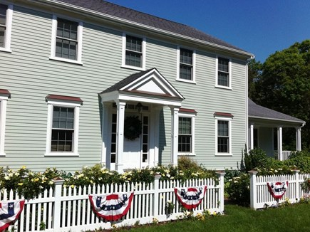 Brewster Cape Cod vacation rental - Welcome to our family friendly beach home