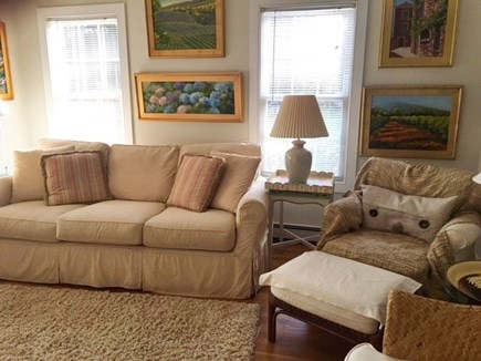 Brewster Cape Cod vacation rental - Wii room, with flat screen TV, games &  movies