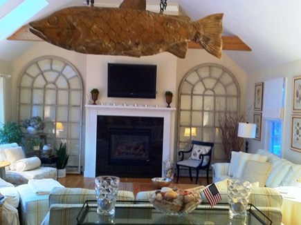 Brewster Cape Cod vacation rental - Family room for you enjoyment