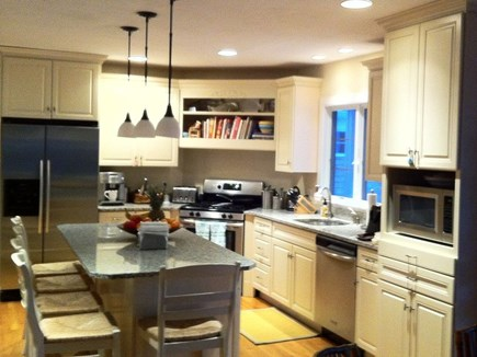 Brewster Cape Cod vacation rental - Fully equipped gourmet kitchen