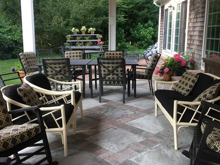 Brewster Cape Cod vacation rental - More outside living to enjoy on your vacation
