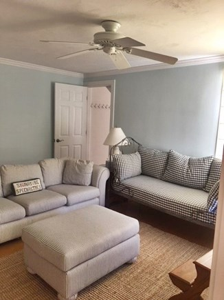 Brewster Cape Cod vacation rental - Upstairs sitting room