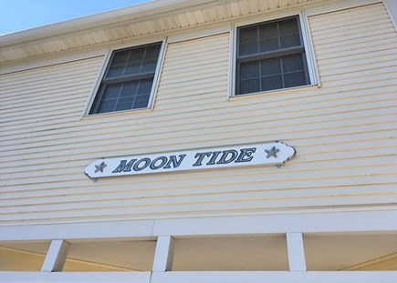 Dennisport Cape Cod vacation rental - Welcome to Moon Tide