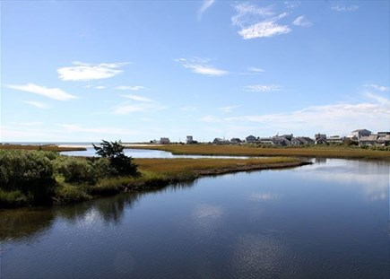 Dennisport Cape Cod vacation rental - With views like this you will not want to leave