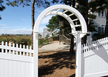Dennisport Cape Cod vacation rental - Attention to detail abounds inside and out of this luxury home.
