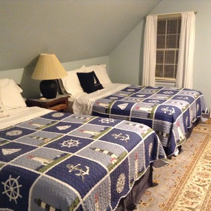 Hyannis Cape Cod vacation rental - Top floor 2 full size beds
