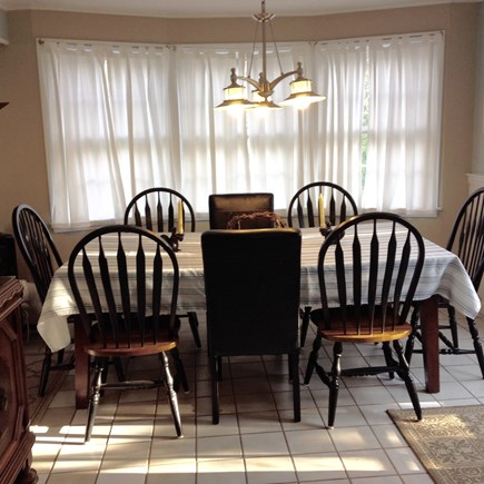 Hyannis Cape Cod vacation rental - Eat-in kitchen