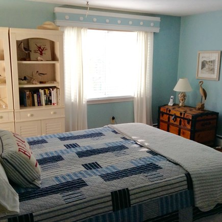 Hyannis Cape Cod vacation rental - Queen size bed on 1st floor