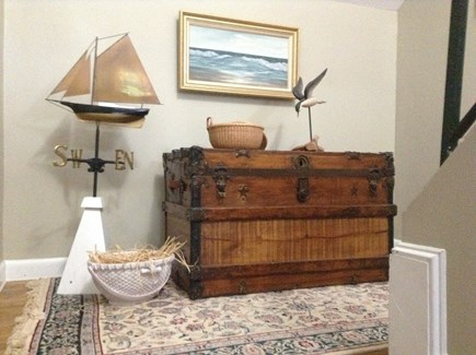 Hyannis Cape Cod vacation rental - Hall landing