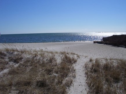 Hyannis Cape Cod vacation rental - Private beach rights- 3 minute walk
