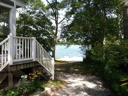Plymouth MA vacation rental - Beach is only steps away