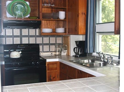 Plymouth MA vacation rental - Well Equipped Kitchen