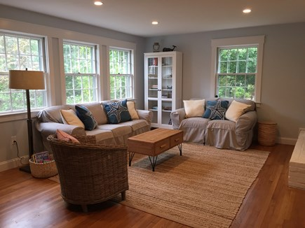 Falmouth Cape Cod vacation rental - Bright living room