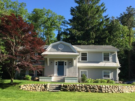 Falmouth Cape Cod vacation rental - Spacious front yard for relaxing or games