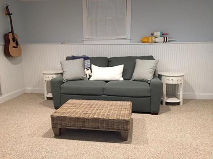 Falmouth Cape Cod vacation rental - Den (with sleeper sofa)